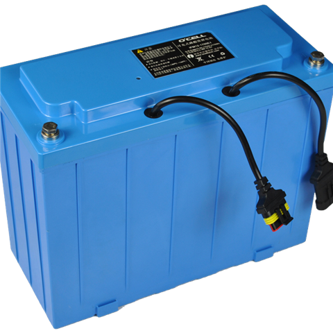 RS Battery IFM12-1700E1 12.8V LFP battery Lead Acid Replacement battery Featured Image