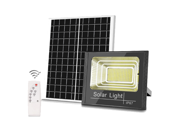 Cosun 20/45/80/150/300W Solar Lights with PV panel IP66 Waterproof Outdoor Featured Image