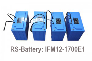 RS Battery IFM12-1700E1