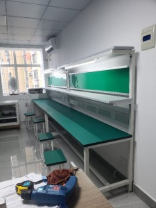Cosun EES  new Testing Lab