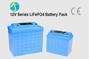 Cosun 12V LiFePO4 Solar Battery Pack