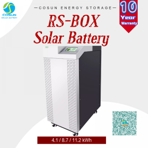 Cosun RS-BOX leaflet