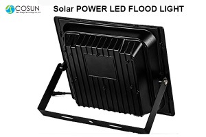 Cosun 20/45/80/150/300W Solar Lights with PV panel IP66 Waterproof Outdoor