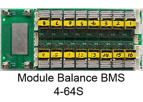 Module Baance BMS 4-64S