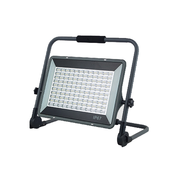 Cosun 60W/120W/200W LED Flood Light Outdoor, Super Bright Work Light Plug in, 500W Halogen Bulb Equivalent IP66 Waterproof, 8000LM, 6000K, Outdoor LED Lights Fixture for Backyard, Garden, Garage, Playground Featured Image
