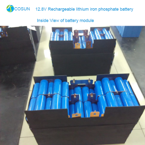 Cosun 12.8V 170Ah LFP battery Module