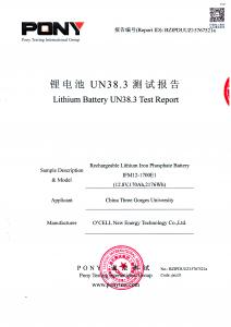 UN38.3 Test Report_Page_01