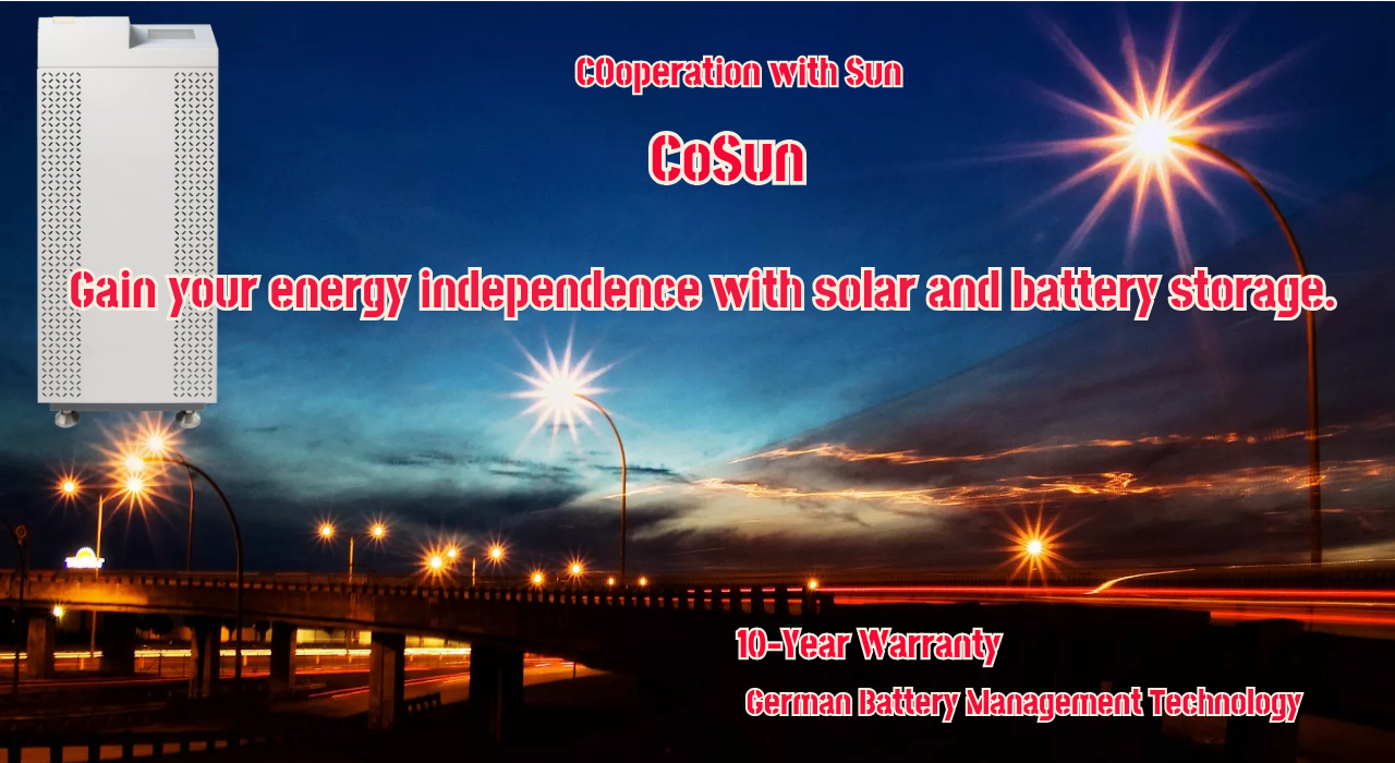 Cosun Cooperation with Sun RS-BOX